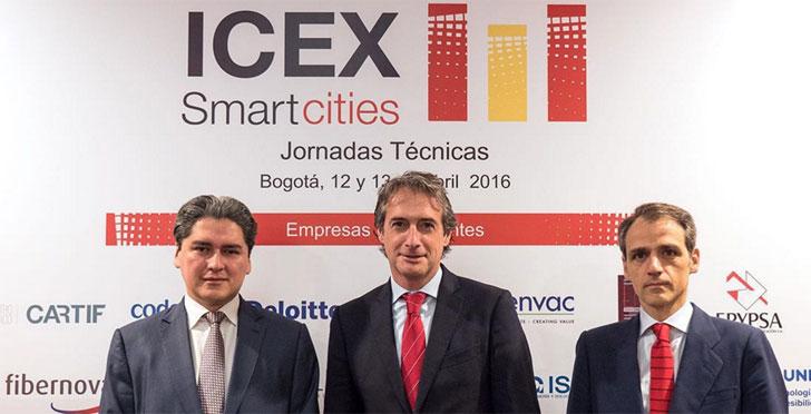 El presidente de la RECI participó en las jornadas en Bogotá