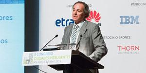 Carlos Bernad, Envac – II Congreso Ciudades Inteligentes