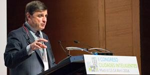 Enrique Martínez, SETSI – II Congreso Ciudades Inteligentes