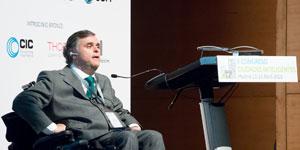 J. Hernández-Galán, Fundación ONCE – II Congreso Ciudades Inteligentes