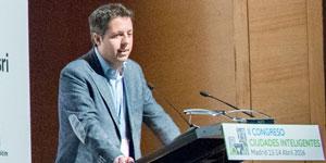 Santiago Julián, Philips Lighting – II Congreso Ciudades Inteligentes