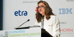 Tania Marcos, AENOR – II Congreso Ciudades Inteligentes