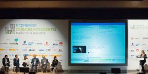 Mesa redonda 1 – II Congreso Ciudades Inteligentes