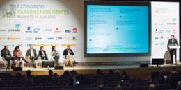 Mesa Redonda 3 – II Congreso Ciudades Inteligentes
