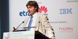 Fco Javier Olmos, Fundación CARTIF – II Congreso Ciudades Inteligentes