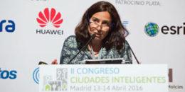 Lidia Parra, CTIC – II Congreso Ciudades Inteligentes