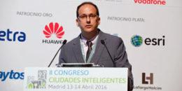 C. Ventura, Ayto Rivas-Vaciamadrid – II Congreso Ciudades Inteligentes