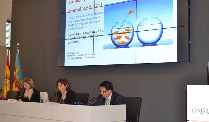 Jornada para asesorar a las pymes sobre la convocatoria Instrumento PYME