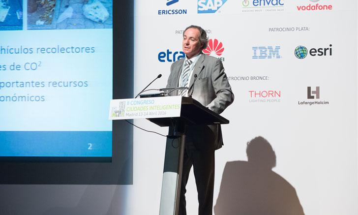 Carlos Bernad Bonilla, presidente de Envac South Europe & America