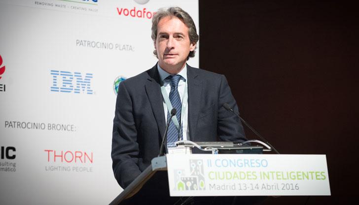Íñigo de la Serna, presidente de la RECI