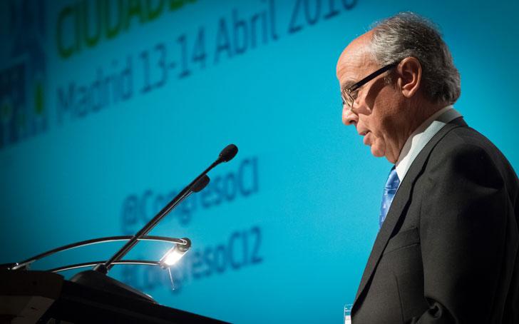 Rafael Díez-Regañón, director General de Organización y Recursos de la FEMP