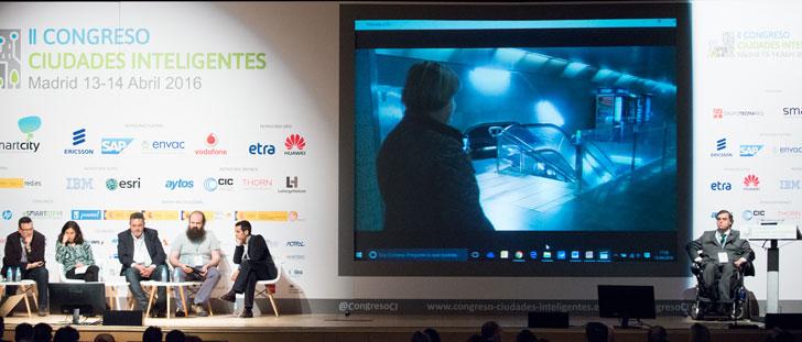 Jesús Hernández-Galán, director de Accesibilidad Universal e Innovación de Fundación ONCE