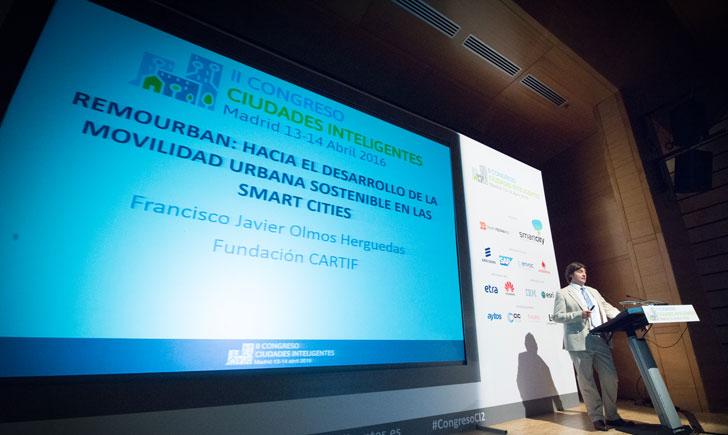 Francisco Javier Olmos Herguedas de la Fundación CARTIF
