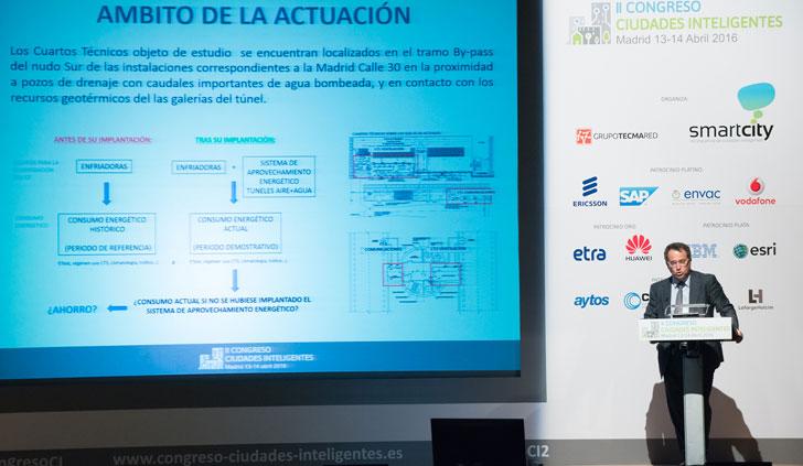 Luis de Pereda Fernández, director de Proyectos de ENERES