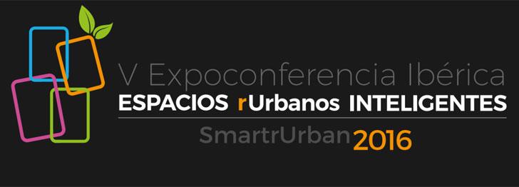 V Expoconferencia Ibérica Espacios rUrbanos Inteligentes