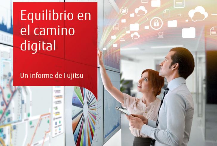 Porta del informe sobre el Equilibrio en el Camino Digital