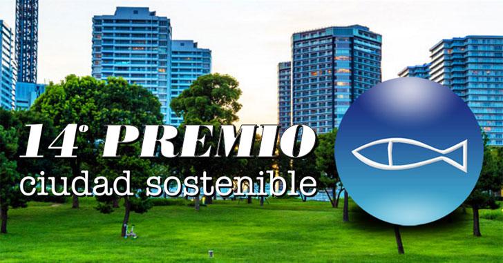 Edición 14ª de los Premios Ciudad Sostenible