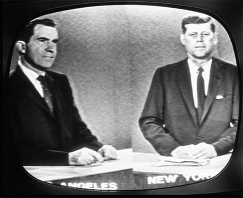 Debate Kennedy vs. Nixon, 1960