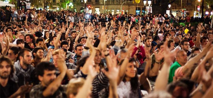 Asamblea ciudadana, Barcelona 2011
