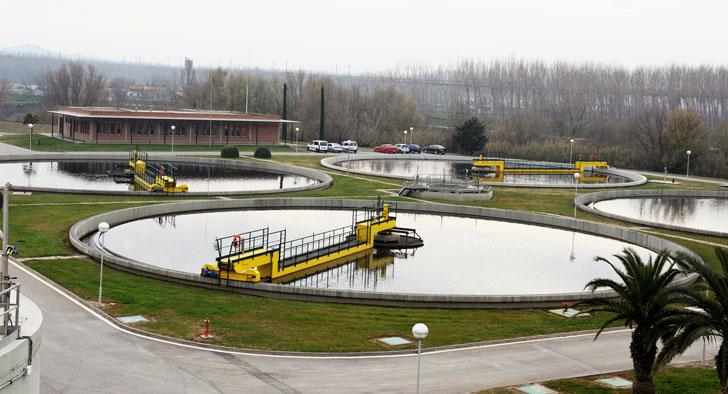 La Planta Depuradora de Aguas Residuales de Lleida