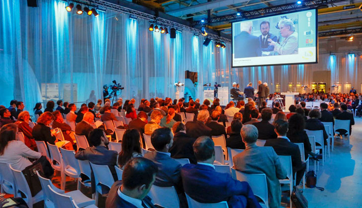 Celebración de la Asamblea General EIP-SCC celebrada en Eindhoven