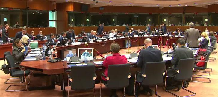 Desarrollo del Consejo Europeo sobre Competitividad