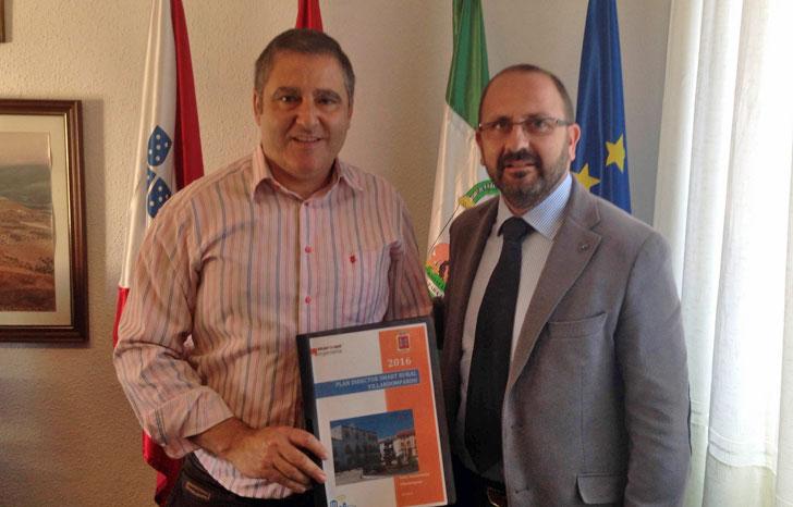 Presentación del Plan Director para convertir Villardompardo en un municipio smart rural