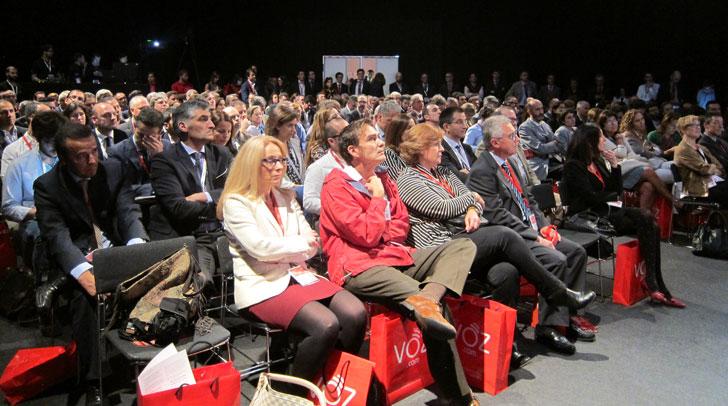 Público asistente al debate sobre Transformación Digital en el Sector Público español
