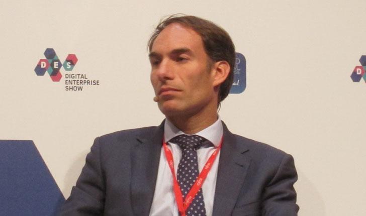 Carlos Simón de la Consejería de Justicia de Andalucía