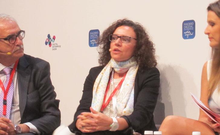 Elena Liria Fernández, Transformación Digital de la Comunidad de Madrid