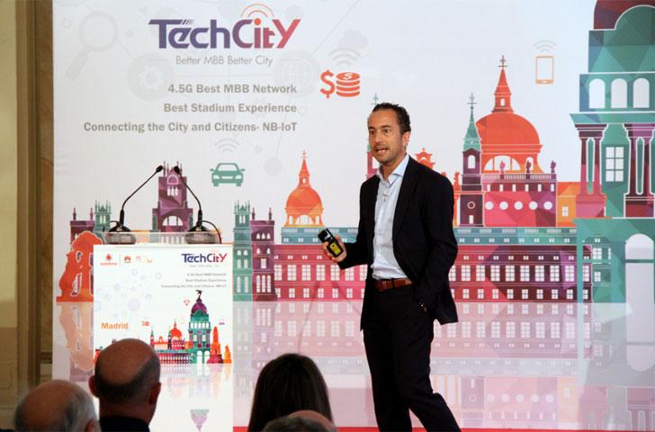 Presentación del proyecto Madrid City Tech