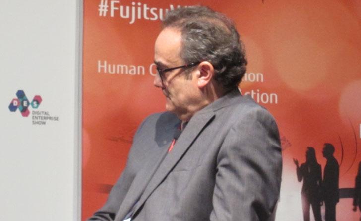Rafael Sánchez Herrero, representante de Castilla y León