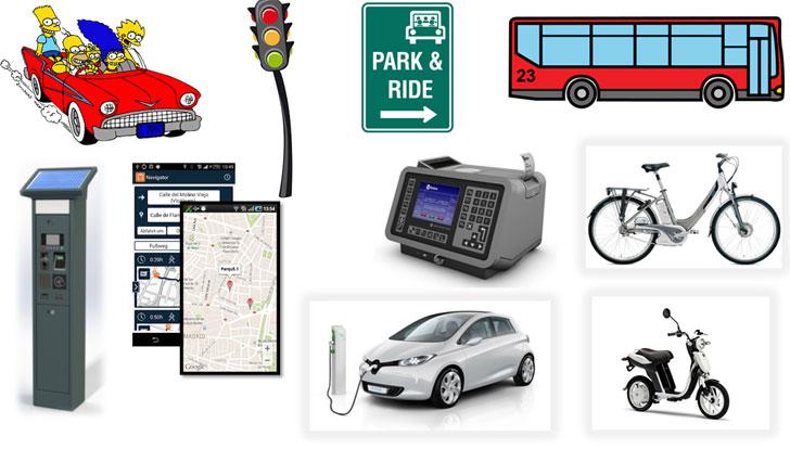 Movilidad como servicio orientado al ciudadano