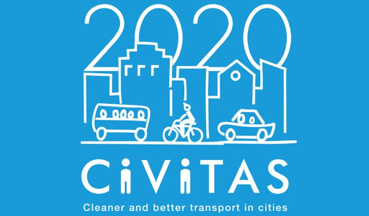 Logotipo de la iniciativa europea CIVITAS