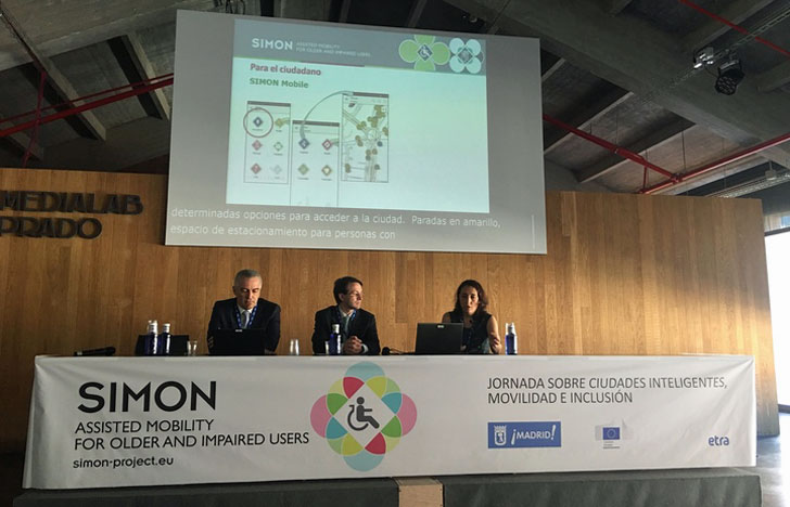 Jornada sobre Ciudades Inteligentes, Movilidad e Inclusión en Madrid