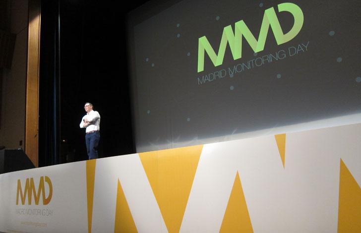 Miguel Sierra fue el encargado de la apertura del evento