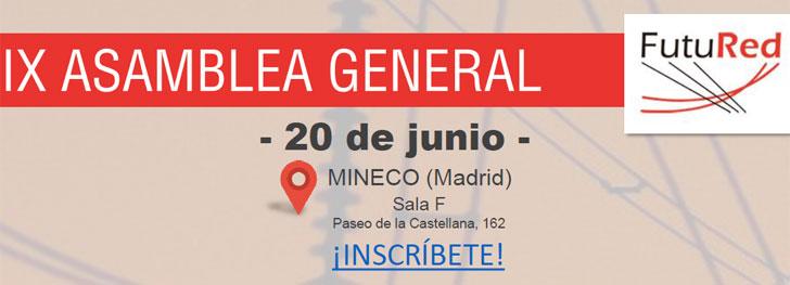 IX Asamblea General de FutuRed