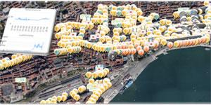 Servicios Smart Santander en el ámbito de la eficiencia medioambiental