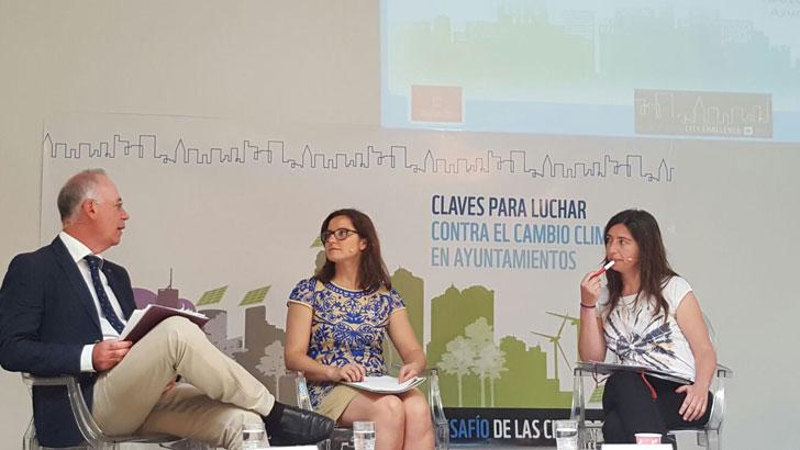 Jornada de entrega del premio del Desafío de las Ciudades de la Hora del Planeta