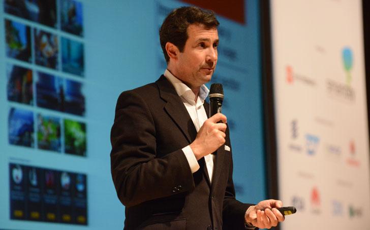 Antonio López de Ávila, presidente de SEGITTUR durante el II Congreso Ciudades Inteligentes