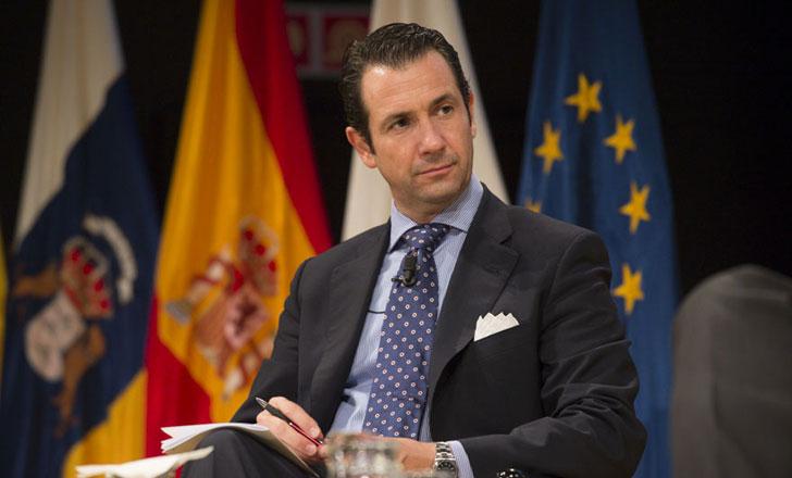 Antonio López de Ávila, presidente de SEGITTUR