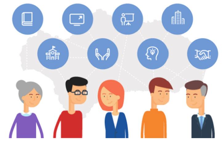 Personas de todas las edades pueden mejorar sus habilidades en el entorno digital con el programa 'Sé Digital'