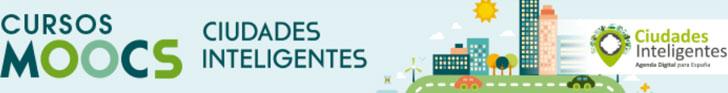 Plataforma cursos MOOC sobre Ciudades Inteligentes