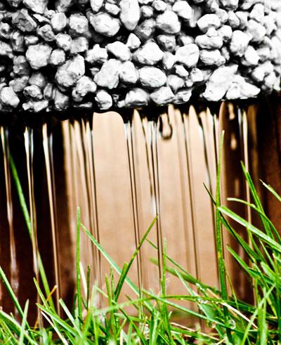LafargeHolcim crea un hormigón que permite gestionar el agua de lluvia garantizando su reutilización. Hormigón pavimento rodado