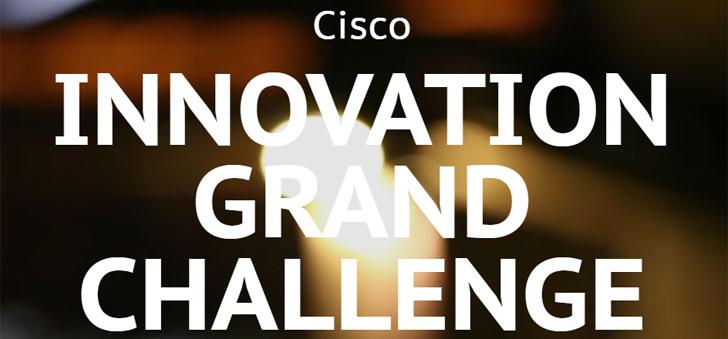 Cisco convoca el concurso Innovation Grand Challenge