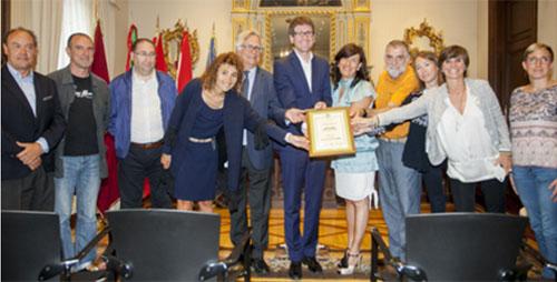 Vitoria-Gasteiz obtiene la certificación como Destino Turístico Sostenible