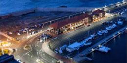 Gestión inteligente del alumbrado en puertos de la Comunidad Canaria