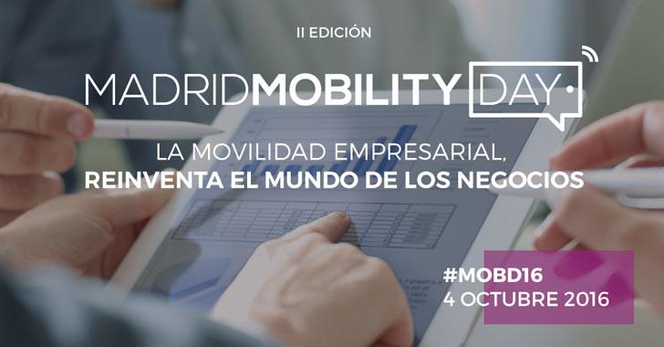 Madrid celebrará el II evento Movilidad Empresarial y Field Services