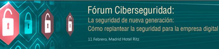 Logo del Forum Ciberseguridad 2016