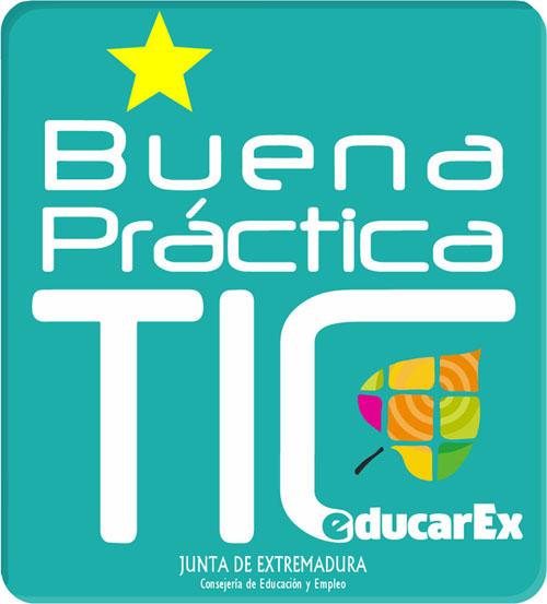 La Junta de Extremadura concede el Sello Buena Práctica TIC Educarex